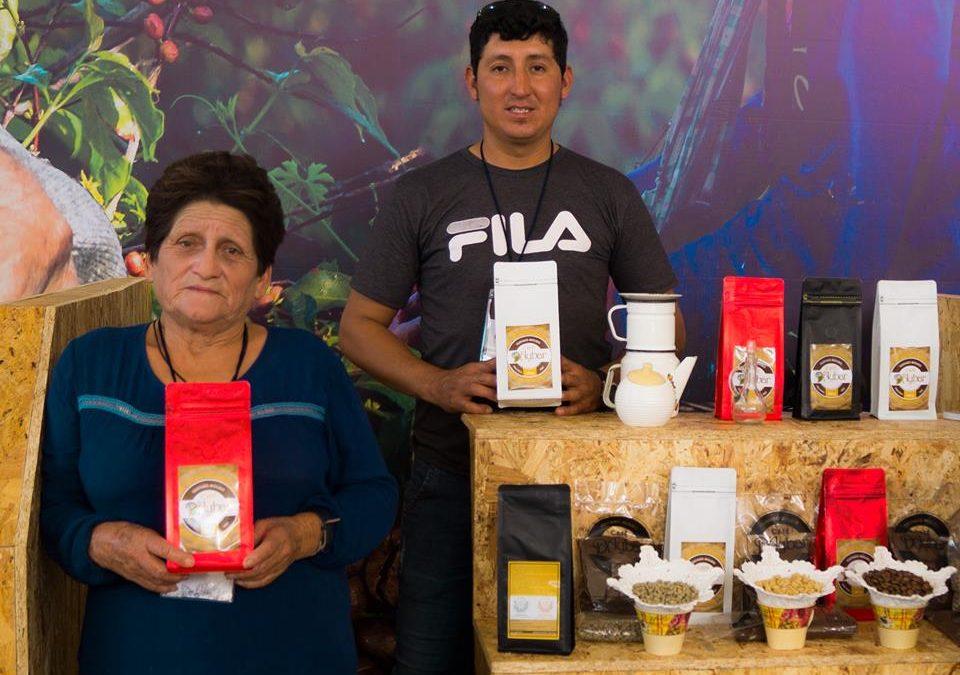 Agricultores cafetaleros de Villa Rica incrementaron su producción en 150% con implementación tecnológica
