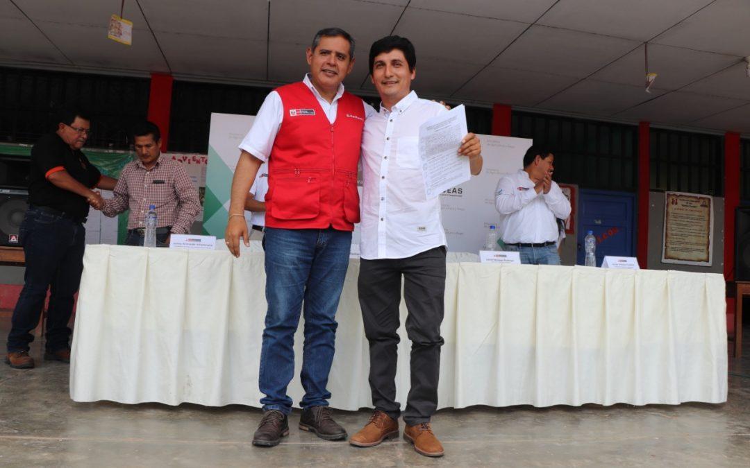 MINAGRI cofinanciará tres Planes de Negocios por más de S/ 2.5 millones en beneficio 672 productores de maíz amarillo duro de San Martín
