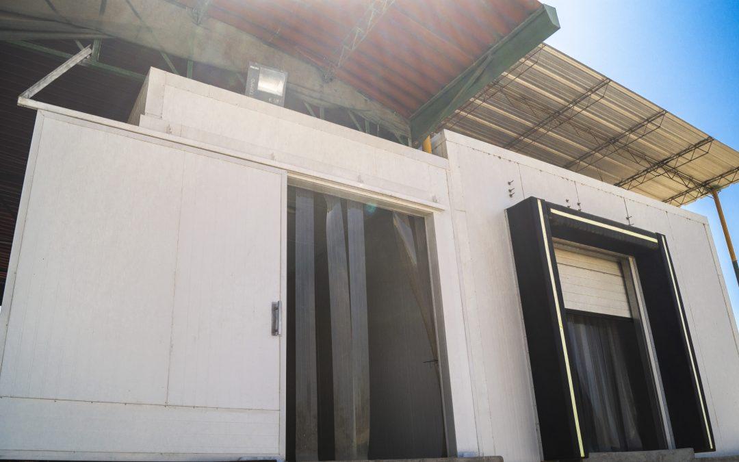 Piura: MINAGRI inaugura cámara de frío para conservación de banano orgánico