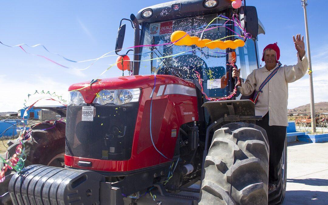 Potencian ganadería y producción de quinua en Puno para conquistar mercados