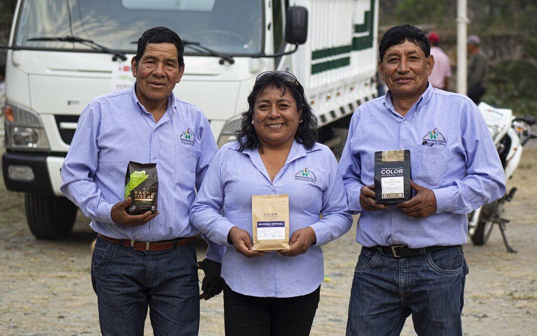 Minagri reforzará gestión empresarial de organizaciones agrarias de Piura, Junín y San Martín