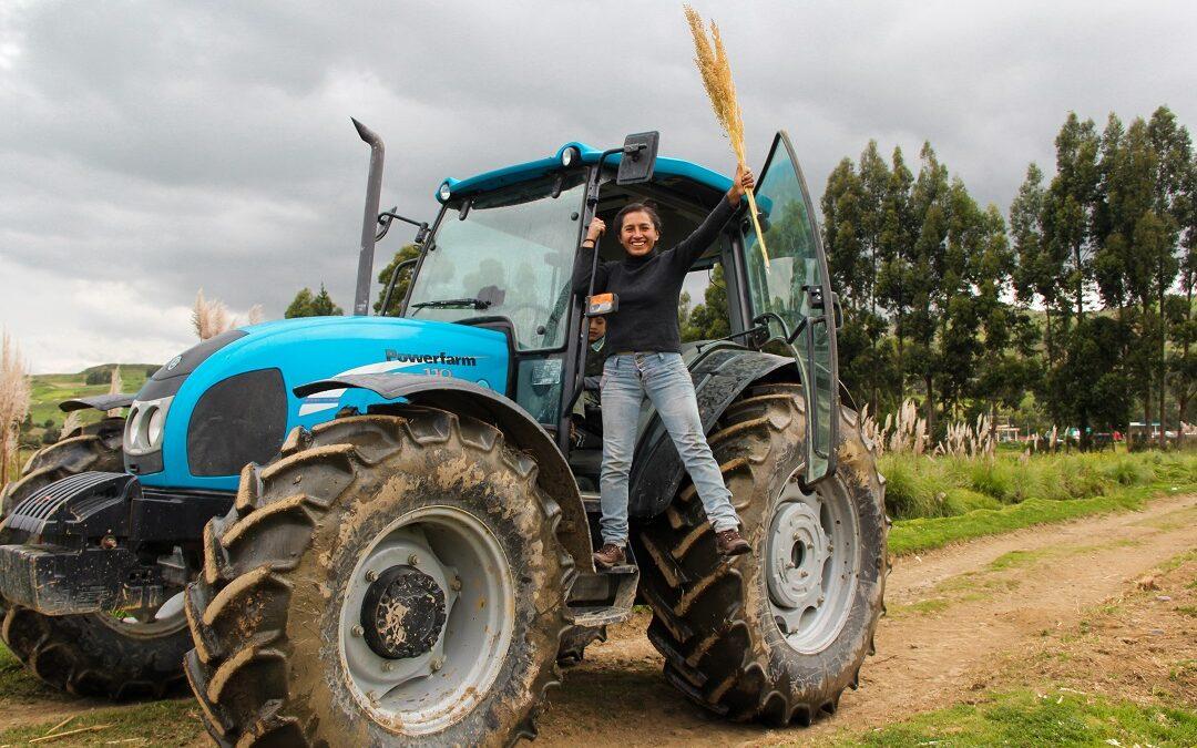 AGROIDEAS agiliza procesos y atención a organizaciones agrarias