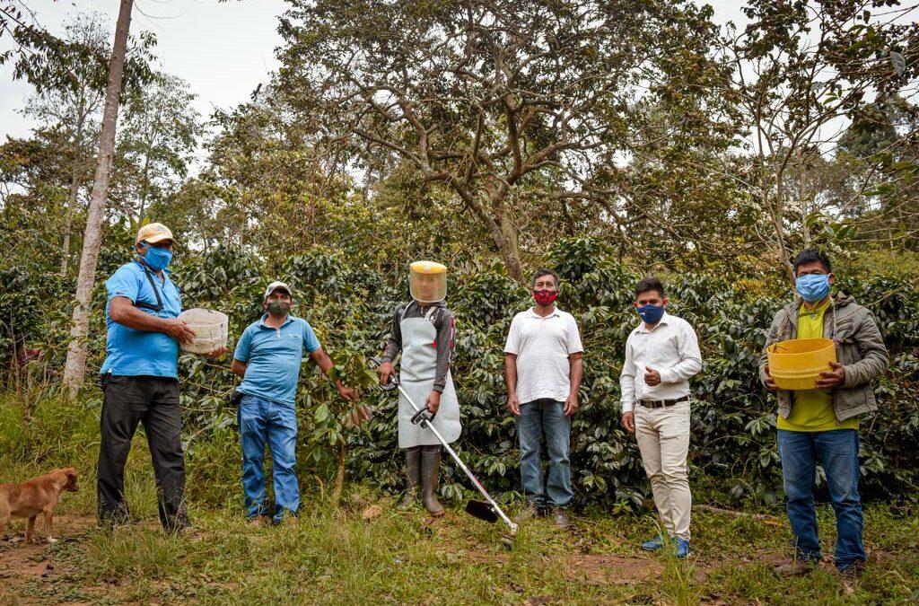 Cafetaleros de Cusco y Cajamarca concretaron negocios por más de S/ 700 mil a través de las Ruedas Virtuales de Negocios del MINAGRI