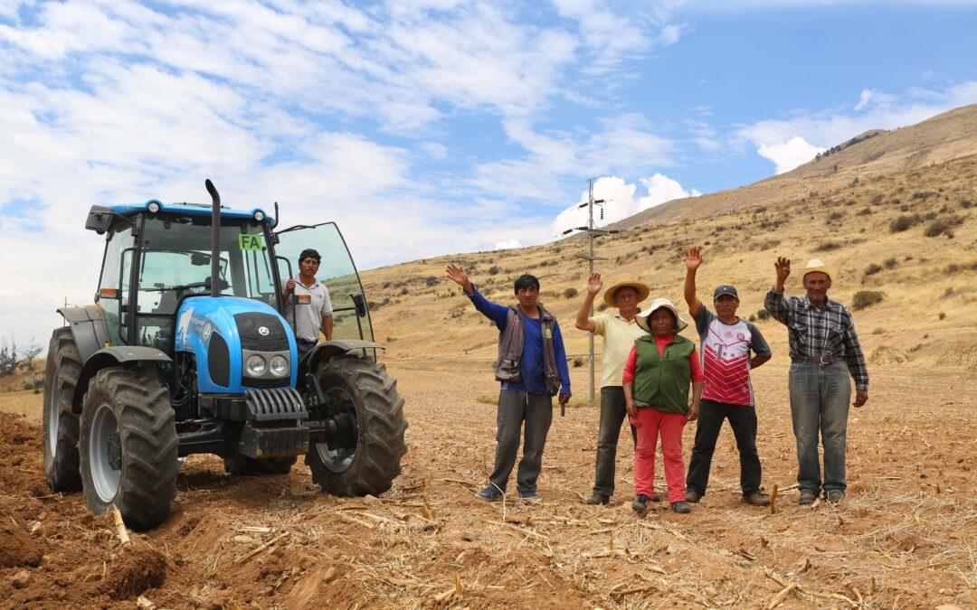 Minagri invirtió más de S/90 millones en Planes de Negocio y Proyectos de Reconversión Productiva